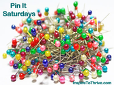 Pinterest - Why You should Pit it On Saturdays