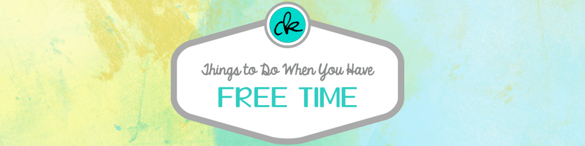 Headline for Free Time Activities