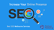 Establish Your Online Presence With Top SEO Melbourne Services