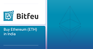 Buy Ethereum in India | Ethereum wallet - Bitfeu
