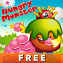 Howie Hungry Monster: Build Words (Lite)