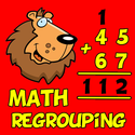 A Math Regrouping App: Addition and Subtraction HD