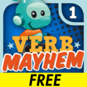 Verb Mayhem HD Level 1 FREE