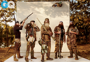Duck Dynasty's Phil Robertson Gives Drew Magary a Tour