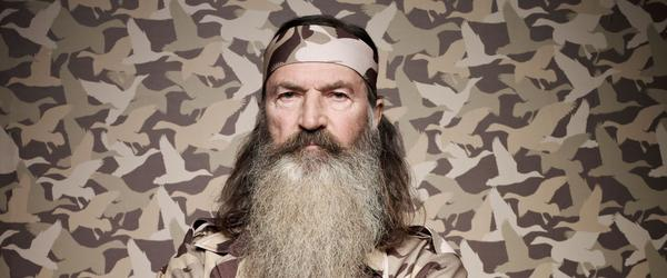 Headline for Phil Robertson Interview