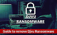 How to protect yourself from Djvu Ransomware infections?
