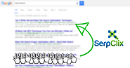 SerpClix | Increase Your Organic SERP CTR
