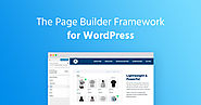 Page Builder Framework for WordPress