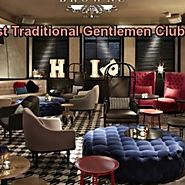 Traditional Gentlemen Club & Gentlemen Club London – The Browns