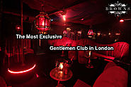 The Most Exclusive Gentlemen Club in London - Brown Shoreditch
