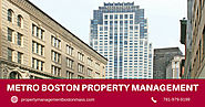 Expert and Professional Metro Boston Property Management Services