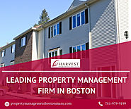 Leading Property Management Firm in Boston | Harvest Properties