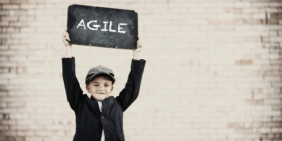 Headline for Agile Marketing