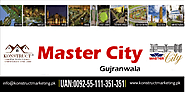 Master City Gujranwala | Konstruct Marketing