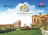 New Lahore City Housing Society in Lahore | KonstructMarketing