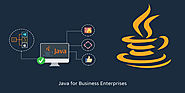 What are the future plans of Java for Business Enterprises?