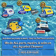 Aquatic Distributors – Aquabot Robot Pool Cleaners Supplier