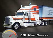 Commercial Truck Driver Training