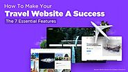 How to Build a Successful Travel Agency Website?