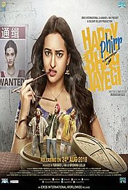 Watch online Happy Phirr Bhag Jayegi 2018 moviescouch HD