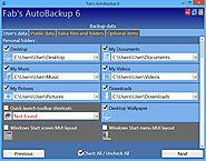 Fab's AutoBackup – Fab's AutoBackup Download (Data Recovery Software)