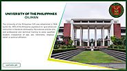 University of Philippines – Diliman