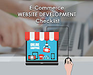 Ecommerce Website Development Checklist That You Must Consider Before Building A New Ecommerce Website