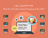 6 Best CakePHP CMS That Are The Most Useful Framework For 2017