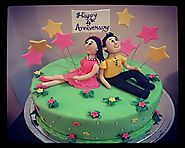 The Sweet Boutique - Wedding & Birthday Cakes In Delhi NCR - Functionmania