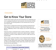 Mont Surfaces | Get to know your stone