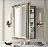 How To Install The Mirror Medicine Cabinet