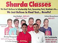IIT JEE Main and Advanced | Best IIT JEE Coaching Classes in Nagpur | Sharda Classes