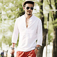 Casual Shirts: Best Summer Clothes for Men in India