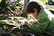 Connecting children to their natural world through outdoor educational hands-on experiences