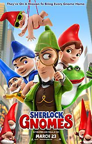 Sherlock Gnomes 2018 Movie Download MKV HD MP4 Online