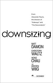 Downsizing 2017 Download Movie MP4 HD MKV