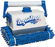 Aquabot Turbo - A Smart In-ground Pool Cleaner For All Pool Shapes