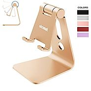 Multi-angle adjustable Phone stand for iPhones and Androids