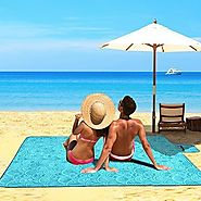 top 10 best family beach blanket 2018 on Flipboard