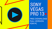 Sony Vegas Pro 13 Free Download Full Version For PC