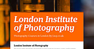 Fashion photography courses london