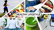 Top 7 Healthy Lifestyle Tips To Start Your Day With - Ejournalz