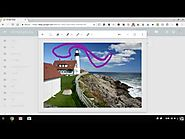 Free Technology for Teachers: Three Good Tools for Annotating Images Online