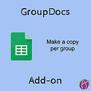GroupDocs: Randomly Assign Groups With a Template - Teacher Tech