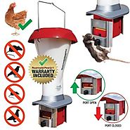 PestOff Chicken Feeder kit