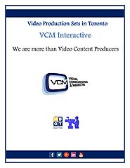 6 Tips For Effective Video Marketing & Video Production Sets in Toronto