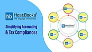 HostBooks All-in-One Accounting and Compliance Software