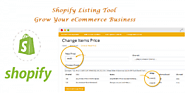 Stock Konnect Revealed the Solution of Shopify Listing Management – Integrated Set Up