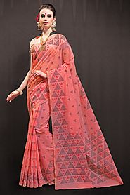Chanderi Saree from Madhya Pradesh
