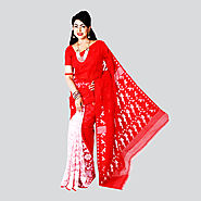 Jamdani Saree From Bengal